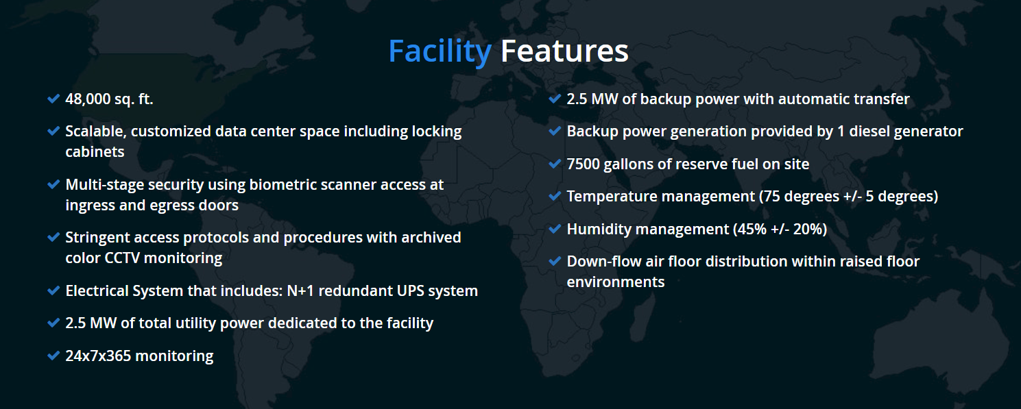 FacilityFeatures
